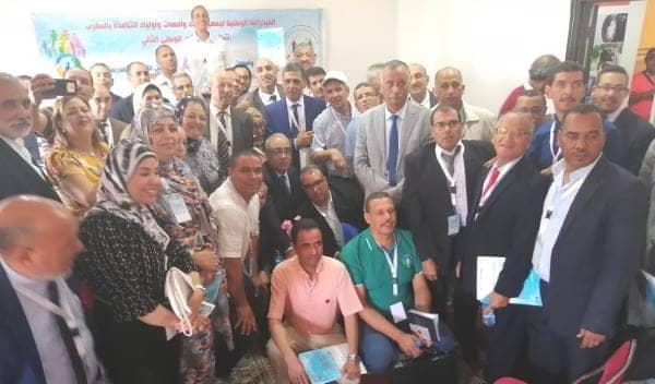 """انتخاب """"نور الدين العكوري"""" رئيسا جديدا للفيدرالية الوطنية لجمعيات آباء وأمهات وأولياء التلامذة بالمغرب"""