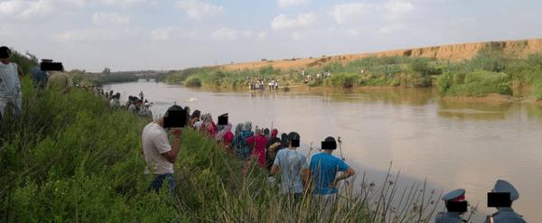تارودانت: غرق طفلين بواد سوس يخرج ساكنة أولوز للإحتجاج