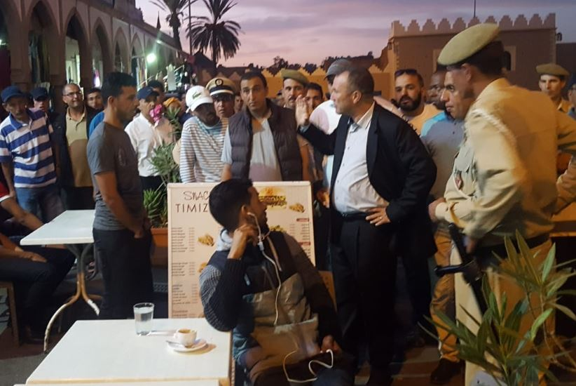 تيزنيت:السلطات تواصل تحرير الملك العمومي وتكشف عن معطيات جديدة في الملف