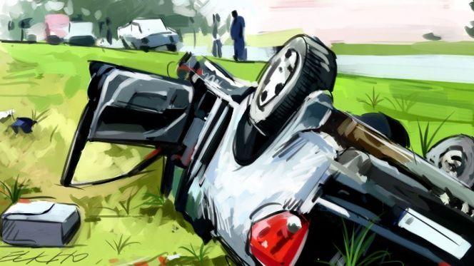 سيدي افني : سيارة جماعة الاخصاص تُرسل أخ رئيس المجلس إلى مستعجلات أكادير