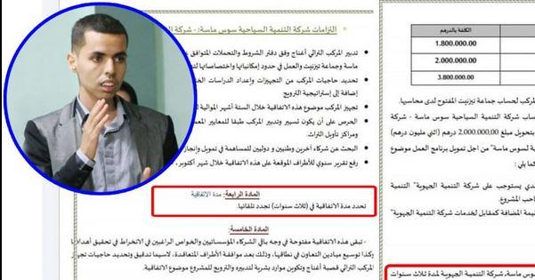 يوسف التائب : المركب الثراثي أغناج ، تدبير بالوكالة أم عجز التسيير…!!