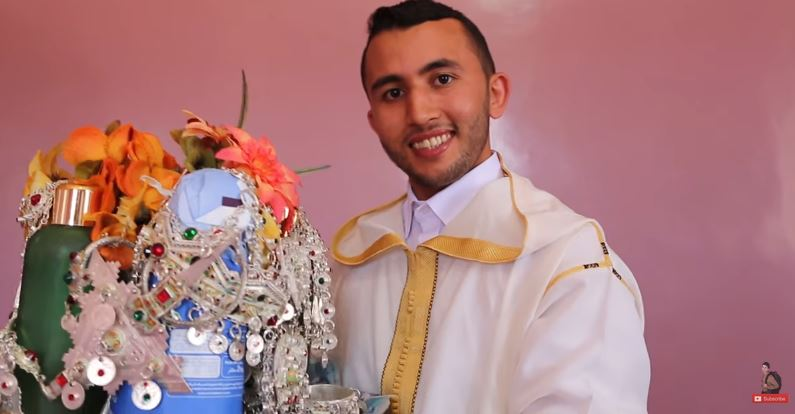 فيديو : شاهد تقاليد وعادات العرس بإداوسملال