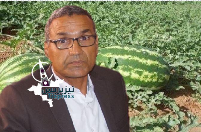 """رئيس دائرة تيزنيت : سيتم تحريك المتابعات القضائية في حق الرعاة الرحل المعتدين على """"دلاح إرسموكن """""""