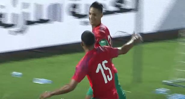 """المنتخب المغربي للمحليين يتأهل لنهائيات """"الشان"""""""