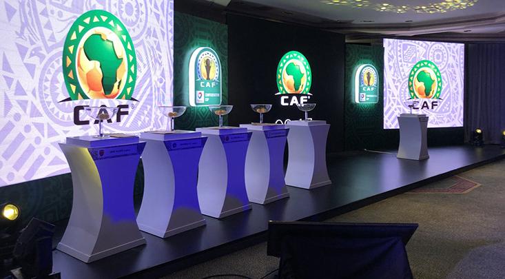 الكاف يوحد نظام نهائي كأس الكونفدرالية و دوري الأبطال