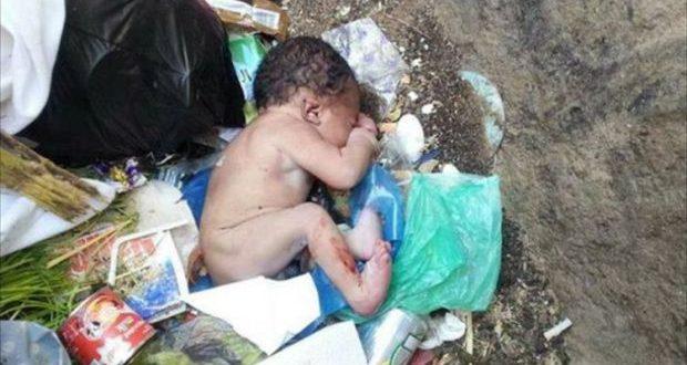 المغاربة يُلقون 24 رضيعا في القمامة يوميا