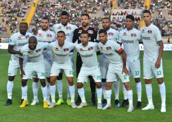 الرجاء البيضاوي يخسر أمام الترجي التونسي في أولى مبارياته بدور المجموعات من عصبة الابطال الافريقية