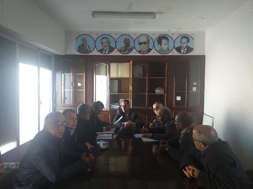 إتحاديو سوس يطالبون بمغادرة الحزب لحكومة العثماني و بعقد مؤتمر وطني سابق لاوانه لانتخاب قيادة جديدة