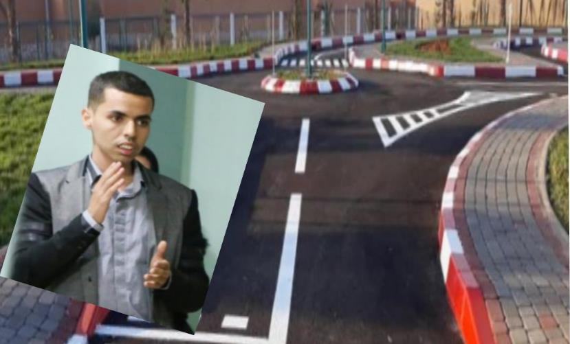 حلبة السلامة الطرقية بتيزنيت : ثلاثة أطراف… زيرو فعالية!