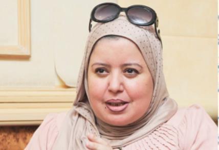 جليلة بيجيوان تترشح لرئاسة فريق حسنية اكادير