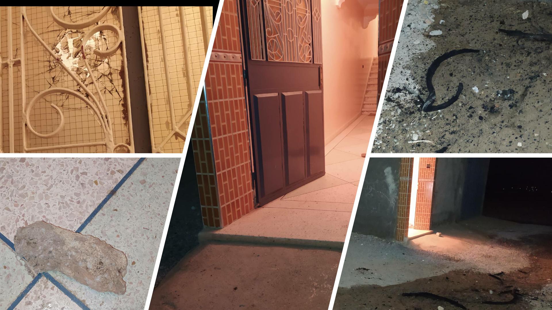 أولاد جرار : شخص يقدم على إعتداء شنيع في حق عائلة ويضرم النار أمام منزلها