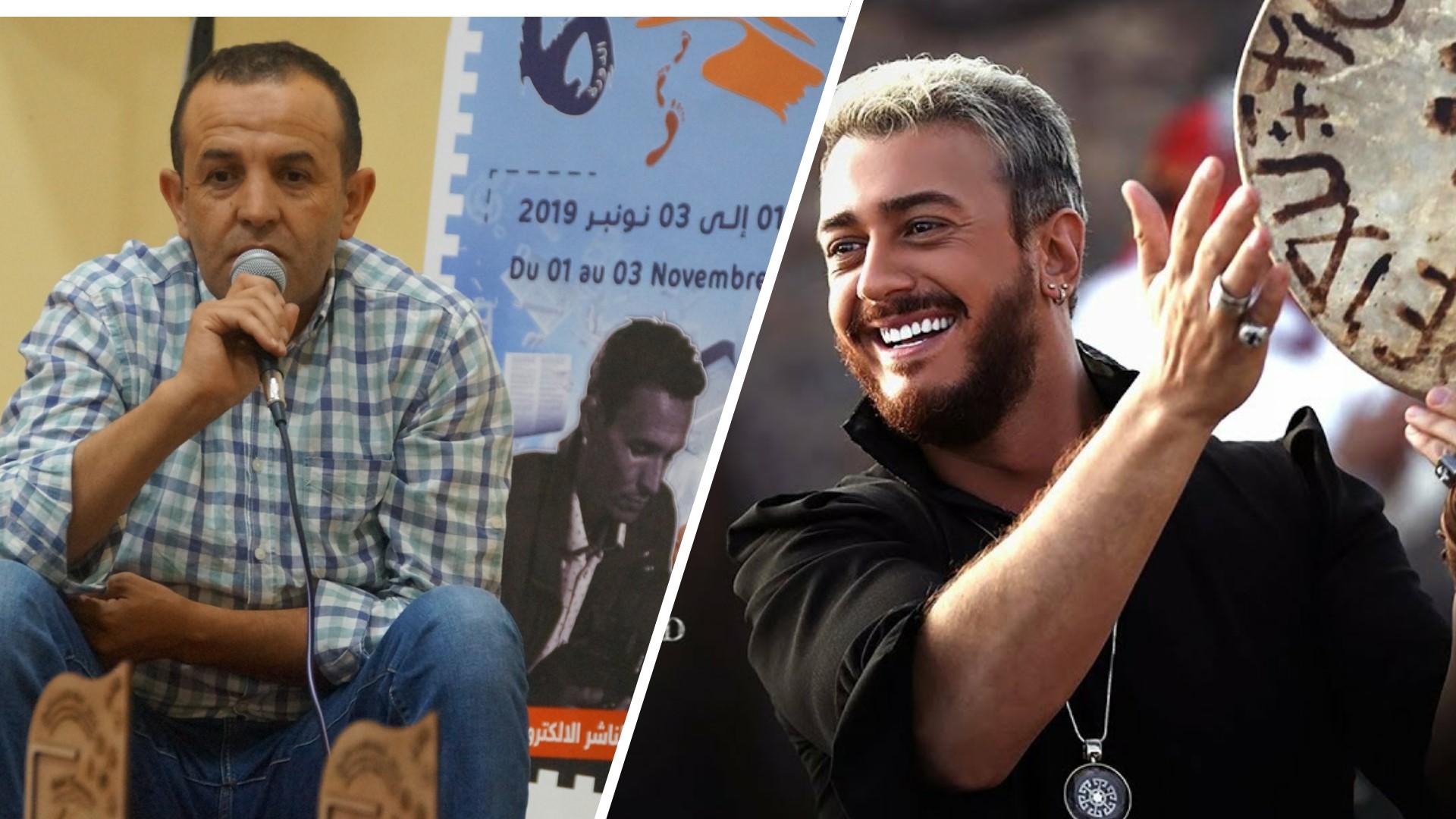 """إمغران: هذه لمستي في كليب «ســـلام » للمجرد.. و""""سعد """" ربما إستلهم أغنيته الجديدة من «كاسيما»"""