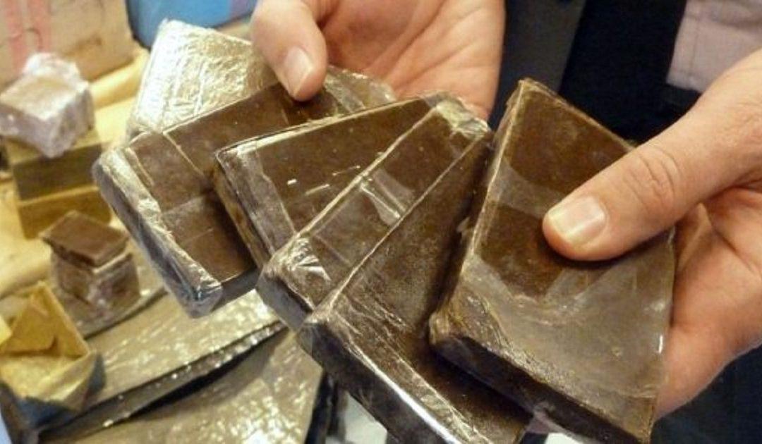 أكادير: إحباط محاولة لتهريب حوالي 15 كيلوغرام من مخدر الشيرا