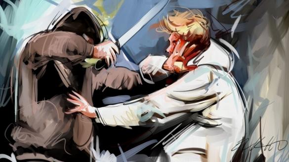 تيزنيت:عصابة تفرض حظر التجوال بأحد دواوير رسموكة