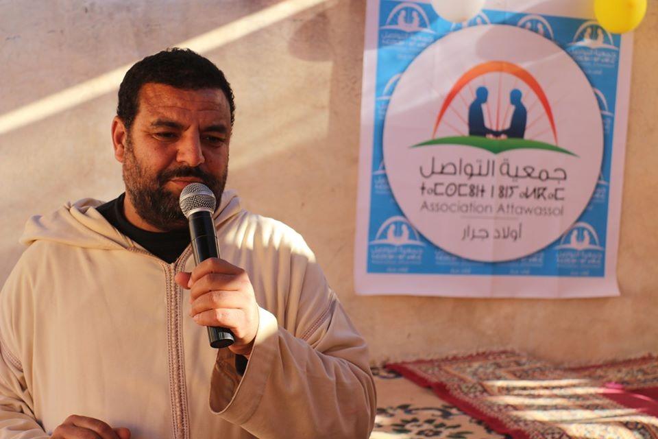 """أولاد جرار : انتخاب الأستاذ """"حسن العبدلاوي"""" رئيسا لجمعية التواصل"""