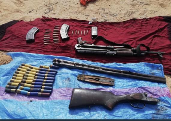 طانطان : إيقاف مبحوث عنهم في قضية اختطاف يقود لحجز مخدرات وأسلحة