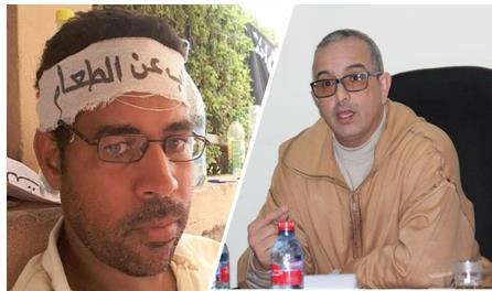 تيزنيت :8 أشهر حبسا في حق رئيس  جمعية المعطّلين ودرهم رمزي لفائدة رئيس المجلس الجماعي