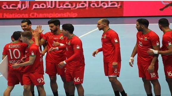 المنتخب المغربي لكرة اليد يتأهل إلى المونديال