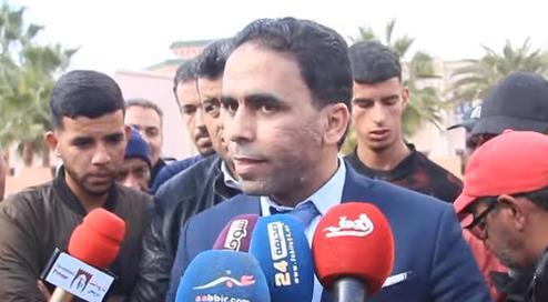 محامي أستاذ تارودانت : دفاع الضحية تقدم بمبلغ 20 مليار سنتيم كتعويض..!! ( فيديو )