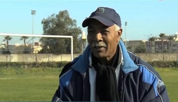 وفاة العربي الشباك لاعب المنتخب الوطني سابقا