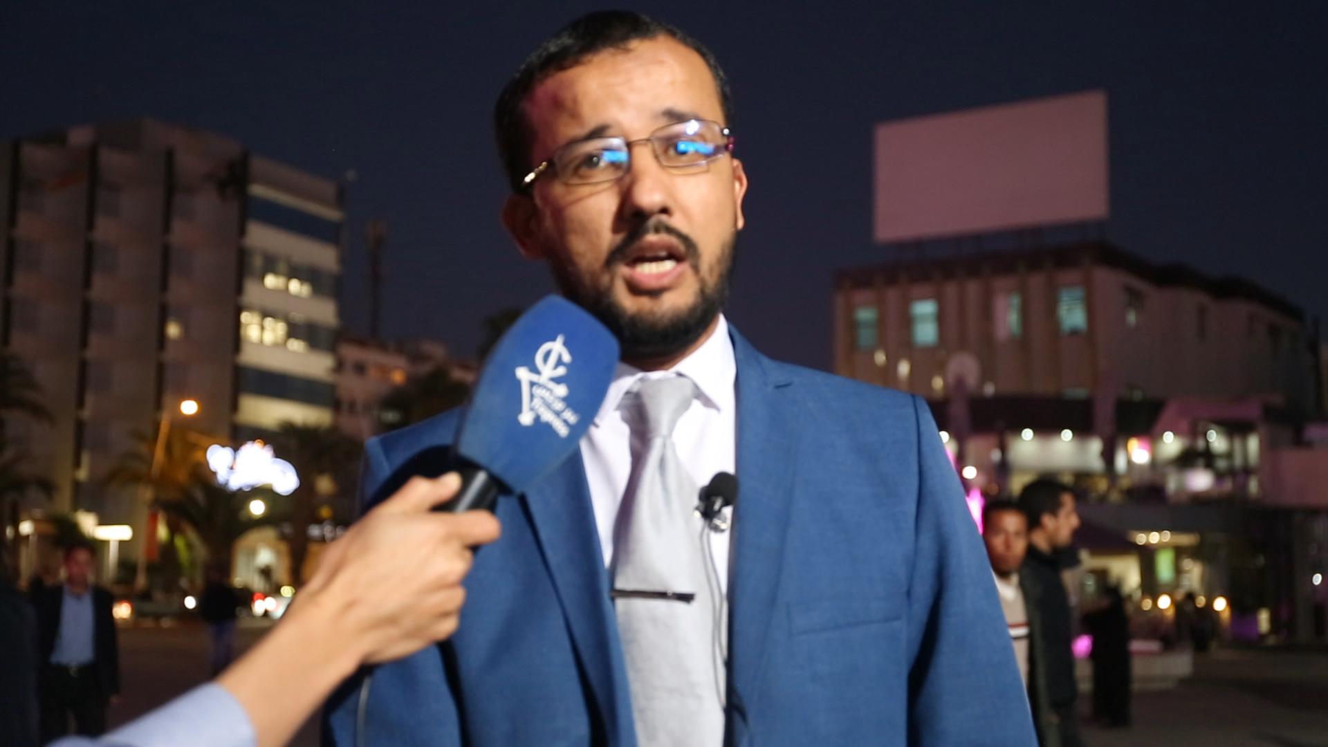 """فيديو: تصريح """" الحسين الفرواح """" على هامش الندوة الصحفية  لــ""""أيام إقليم تيزنيت بأكادير"""""""