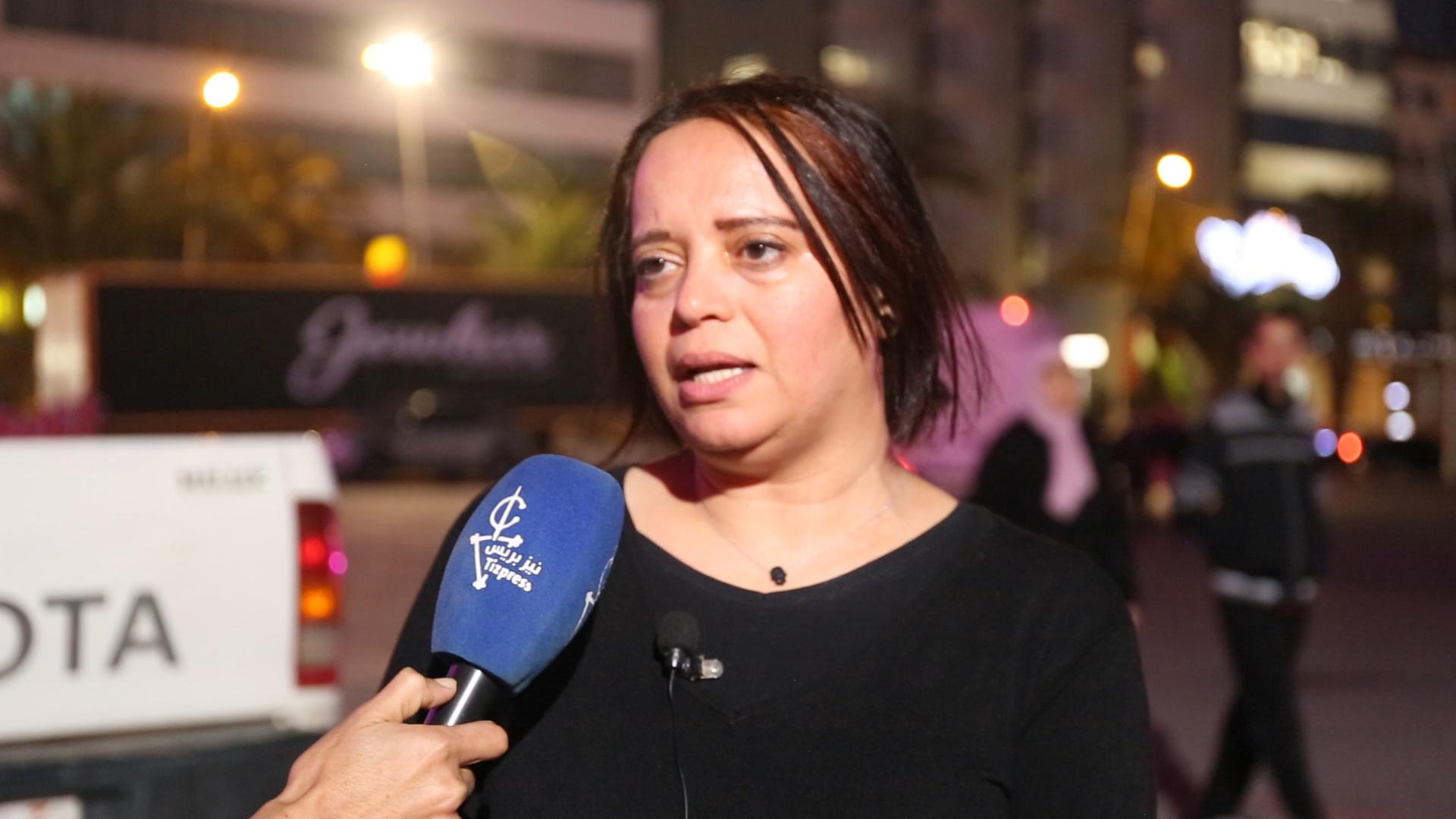 """فيديو: تصريح """" عائشة بودميعة """" على هامش الندوة الصحفية لــ""""أيام إقليم تيزنيت بأكادير"""""""