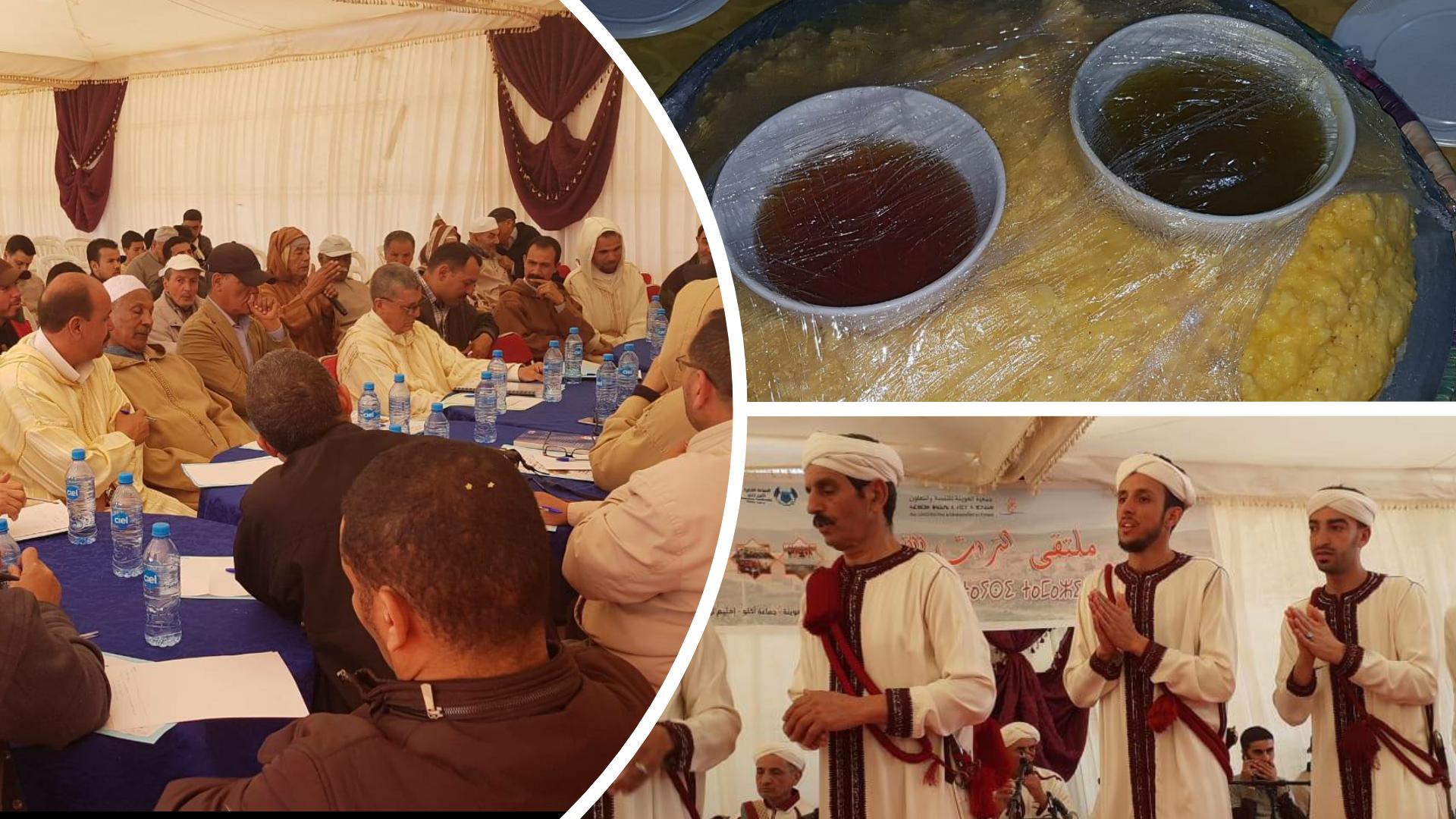 أكلو: بالصُّور ..جمعية العوينة للتنمية والتعاون تحتفل بالسنة الأمازيغية الجديدة 2970