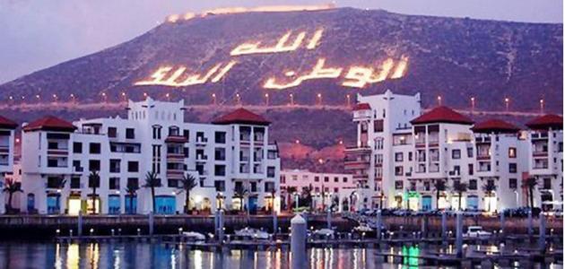 أكادير : جمعية السلام لباعة ساحة السلام  تطلب ادماجها في برنامج التنمية الحضرية