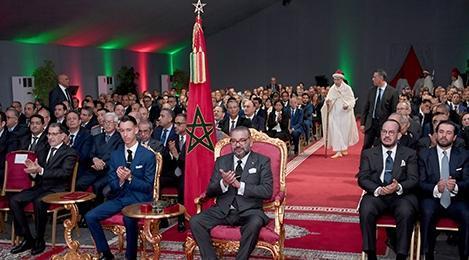 """أخنوش يستعرض أمام الملك محاور الاستراتيجية المرتبطة بتطوير قطاع المياه والغابات """"غابات المغرب"""""""