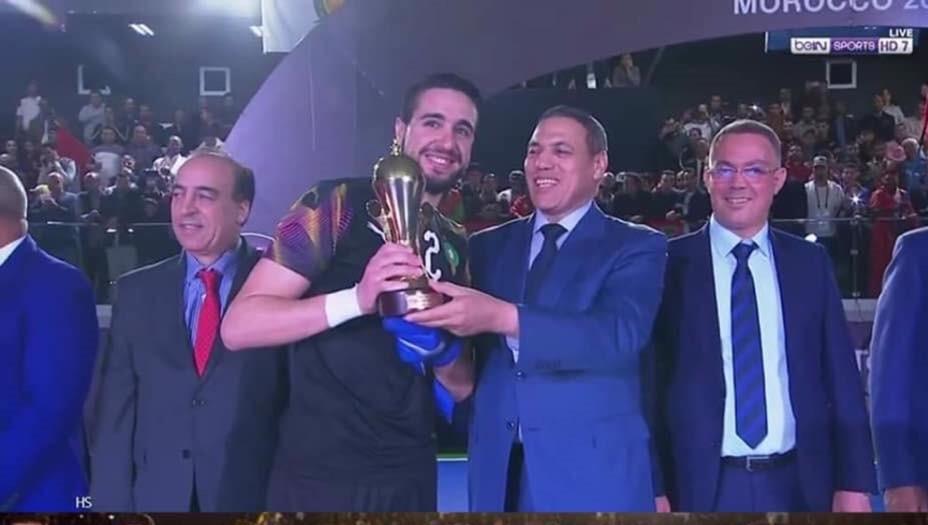 المغرب ينتصر على مصر ويتربع على عرش إفريقيا في رياضة الفوتصال