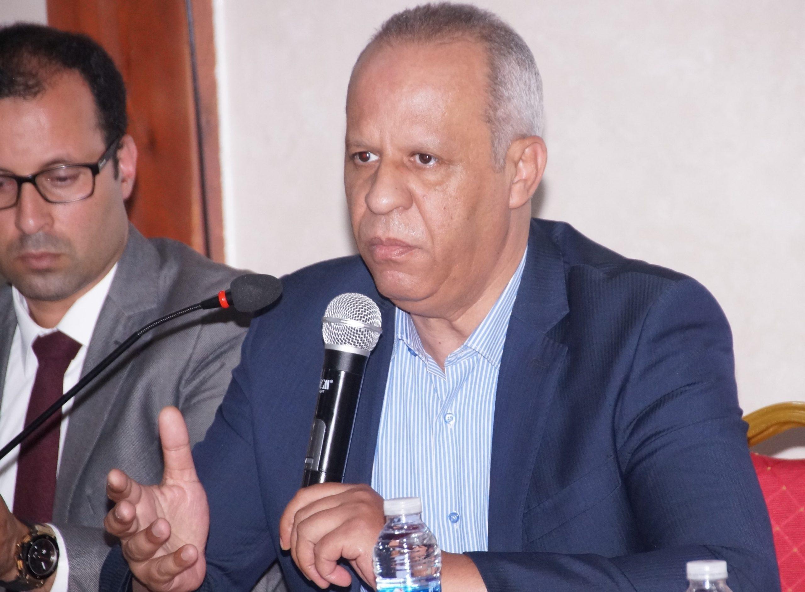 تيزنيت : تصريح  لمدير قطب المنخرطين وشبكة مؤسسة محمد السادس حول قافلة خدمات اجتماعية لفائدة أسرة التعليم