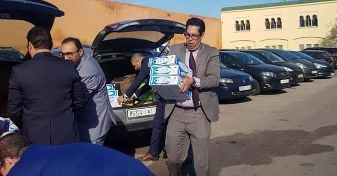 """إيداع """"عريضة الحياة"""" الخاصة بإحداث صندوق لمكافحة السرطان لدى رئاسة الحكومة"""