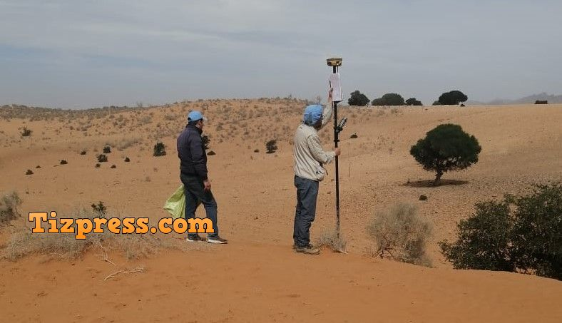 إرسموكن : بعد اتفاق مع المتضررين ..المياه و الغابات تشرع في التحديد النهائي لـــ 385 هكتار بدل 1468 هكتار