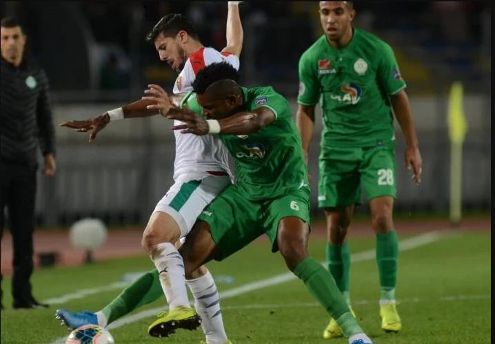 رغم خسارته ضد المولودية..الرجاء يعبر إلى نصف نهائي البطولة العربية