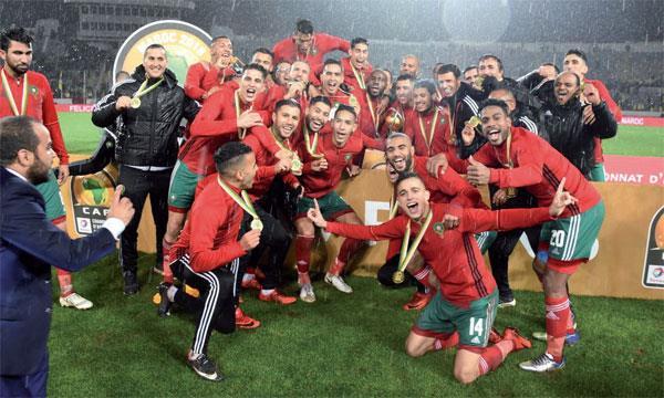 """مواعيد مباريات المنتخب المغربي في الـ """"شـان"""""""