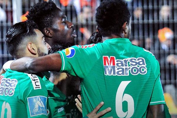 في ملعب الرعب ..الرجاء يتأهل إلى نصف نهائي أبطال إفريقيا