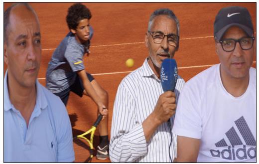 تيزنيت :نجاح باهر و تنظيم محكم .. نادي أمل تيزنيت يحتضن البطولة الوطنية 3G لكرة المضرب