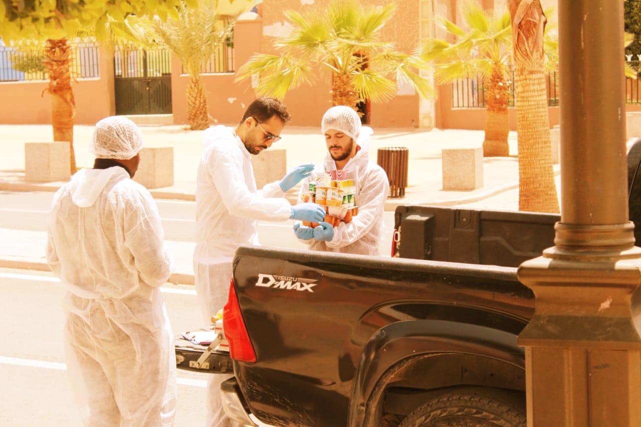 تافراوت : حجز مواد غدائية منتهية الصلاحية بالمحلات التجارية
