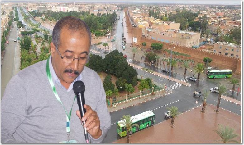محمد فضيل يكتب : جولة رئيس الجماعة  في الشوارع الفارغة