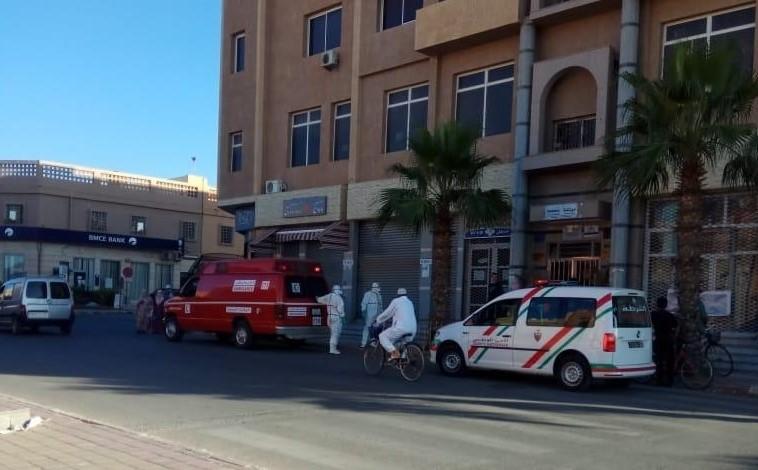 تيزنيت : خرق حالة الطوارئ الصحية يقود لتوقيف أشخاص قادمين من مراكش و أكادير