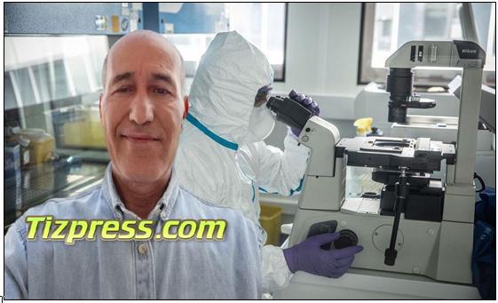 """تيزنيت : سليل المعدر الكبير ..الدكتور """" عبد الله المنصوري """" مغربي آخر يبهر العالم من داخل مختبرات الأبحاث الطبية"""