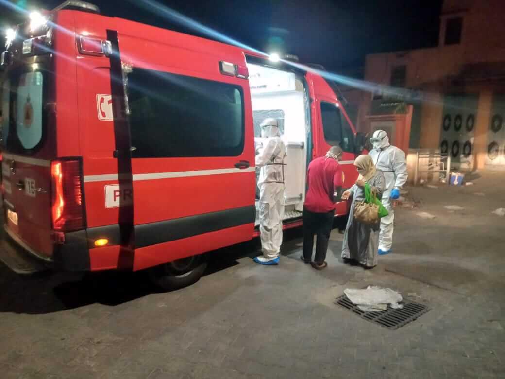 تسجيل 81 إصابة جديدة بكورونا بالمغرب والحصيلة تتجاوز 8000
