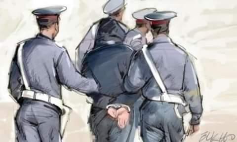 تيزنيت:اعتقال دركي سابق بسبب المخدرات
