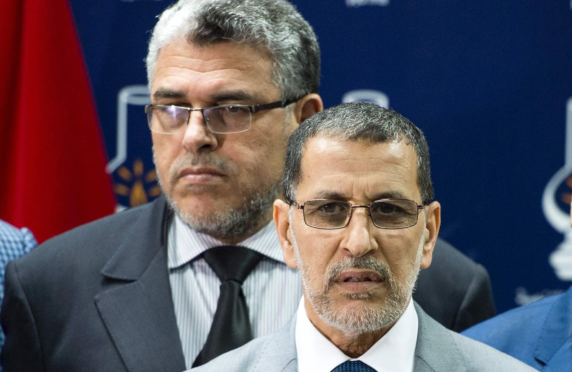 """غضب المغاربة من قرار إغلاق المدن 8 والمطالبة برحيل """" العثماني """"  يدفع  """"الرميد"""" إلى الرد"""