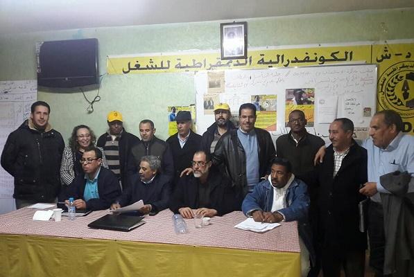 النقابة الوطنية للتعليم كدش ترصد اختلالات بجهة سوس ماسة وتطالب قضاة جطو بالتحقيق